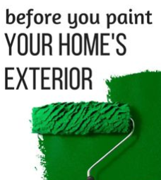 Proper Exterior Painting Surface Preparation Expectations