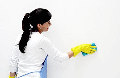 How Do You Clean Painted Walls Lopco Contracting