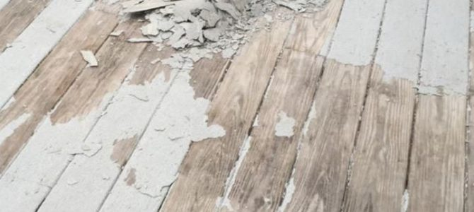 Why Do Deck Stains Peel?